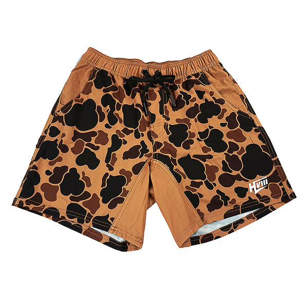 GOAT Shorts - Duck Hunter Camo