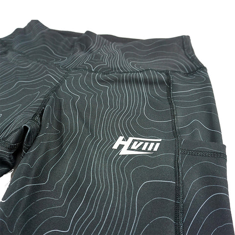 GNPT Leggings - TOPOGRAPHIC