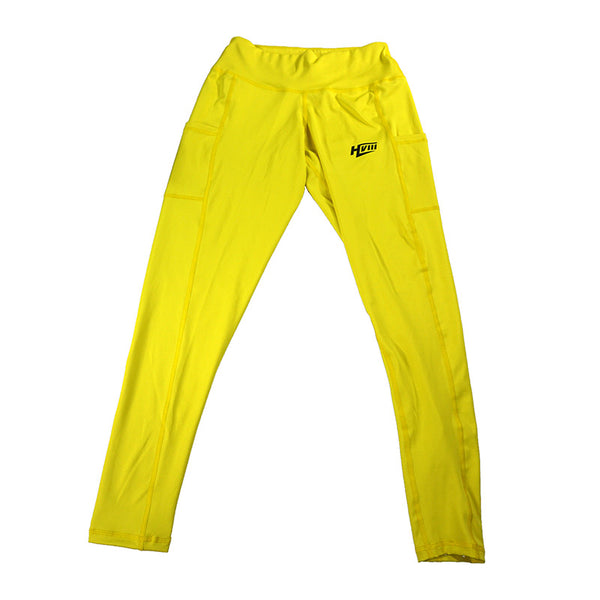 GNPT Leggings - JEET Yellow