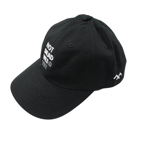 Not Dead Yet - Dad Hat - Black