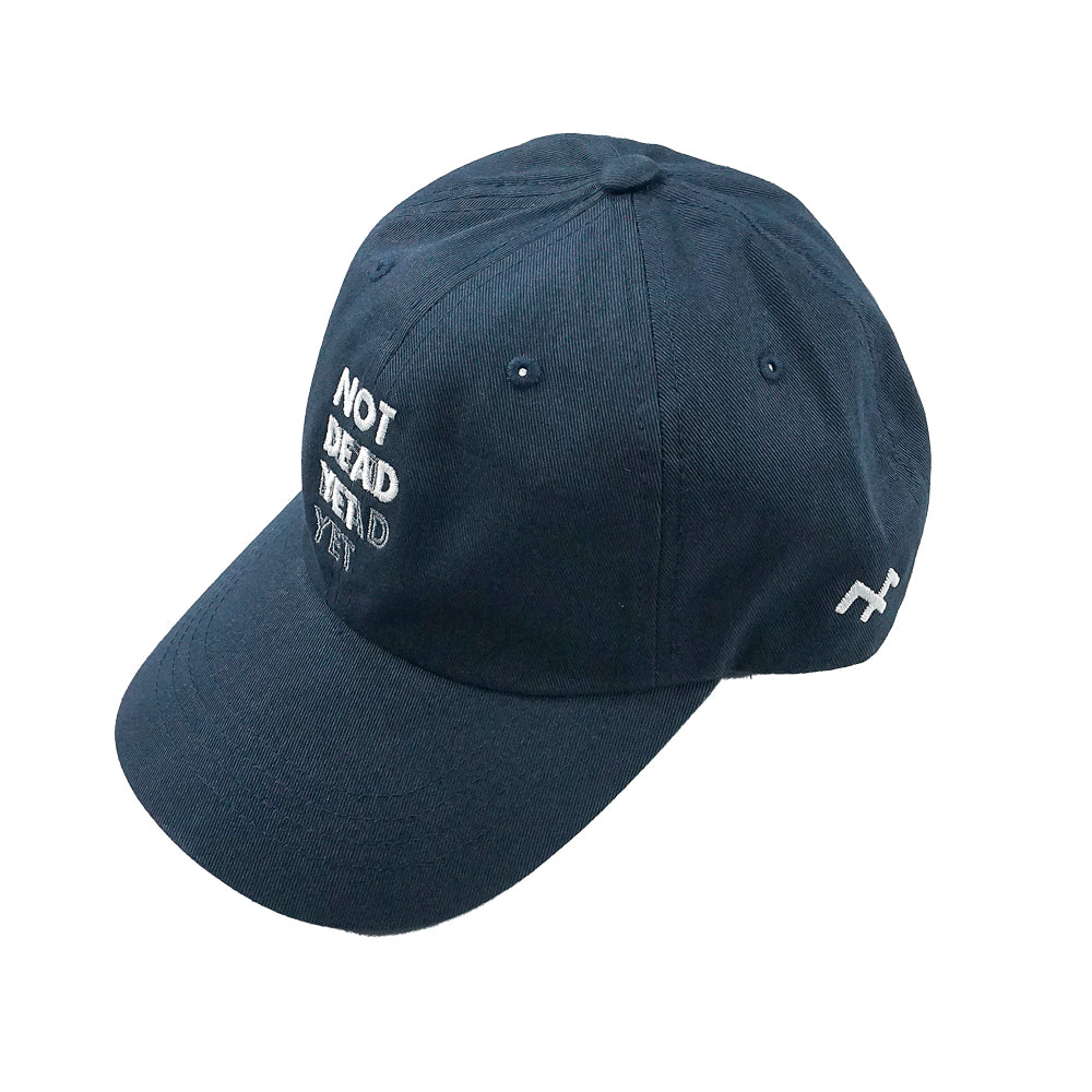 Not Dead Yet - Dad Hat - Navy