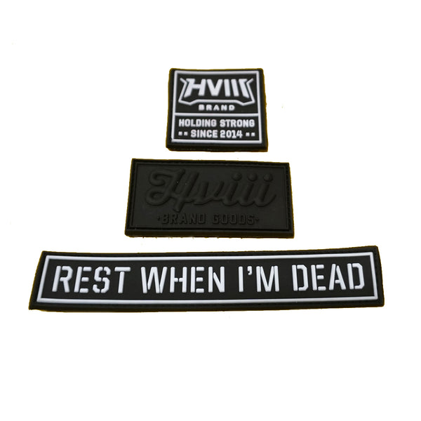 PVC HVIII PATCH PACK