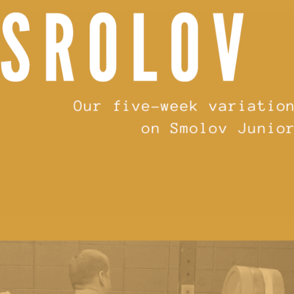 Srolov E-Book - Squats by Sroka