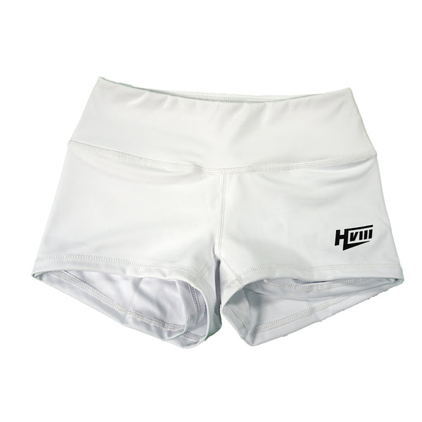 Contour Shorts - YAY-YO White