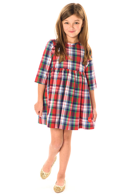 PRIMARY PLAID WINNIE