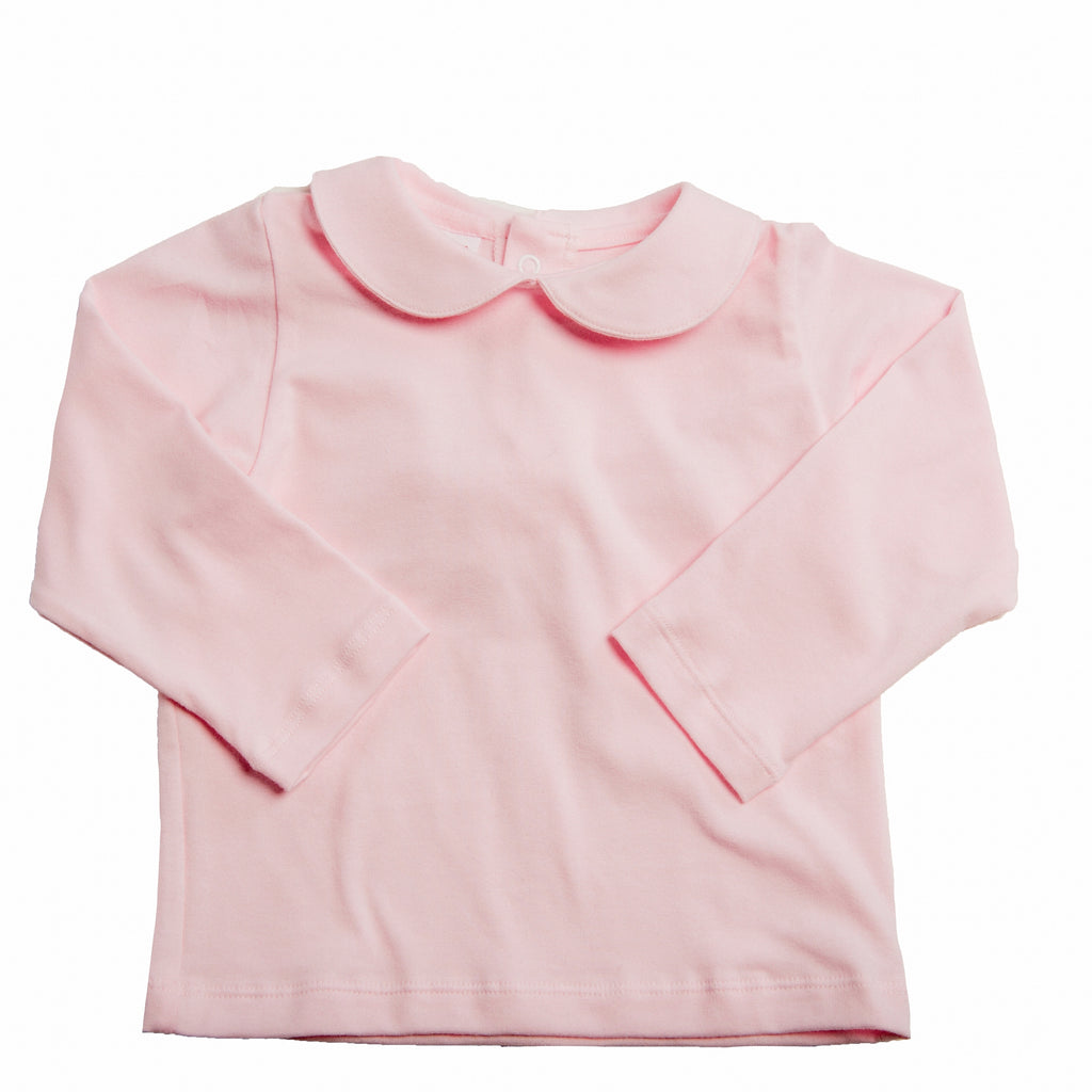PETER PAN TEE LIGHT PINK