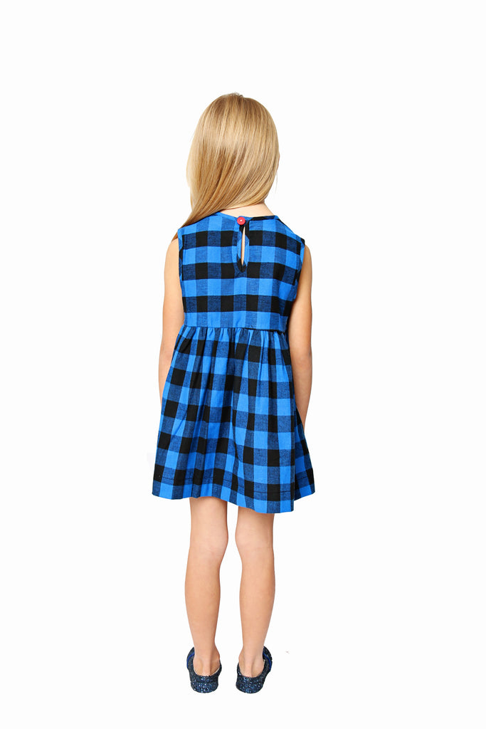 FLANNEL BUFFALO CHECK PINNY