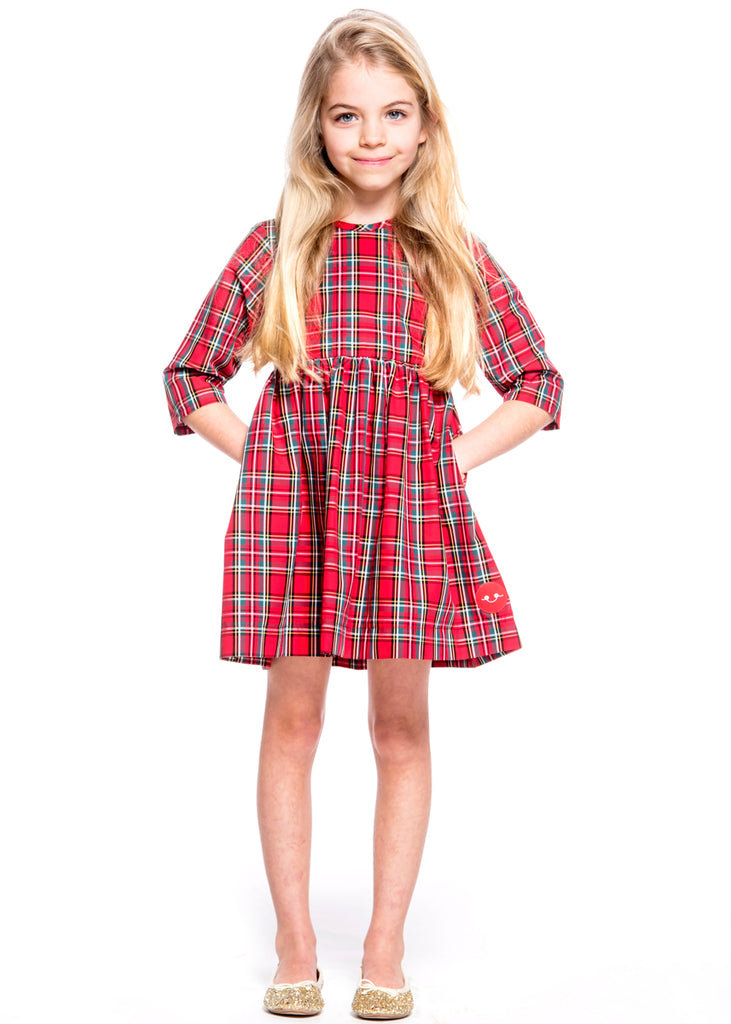 HOLLI PLAID WINNIE