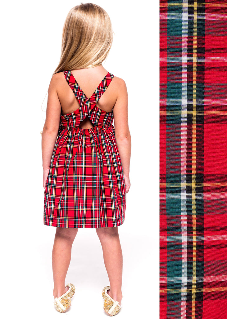 HOLLI PLAID CC