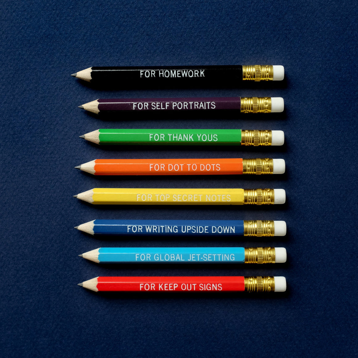 PENCILS FOR ALL OCCASIONS (SET OF 8)