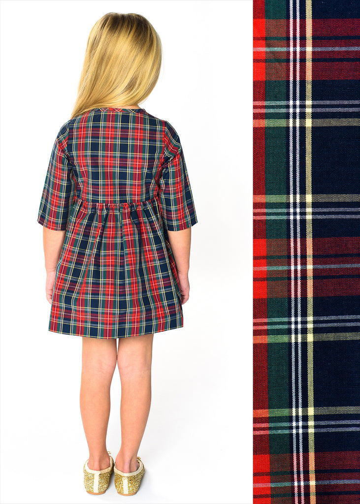 HOLIDAY PLAID DUET