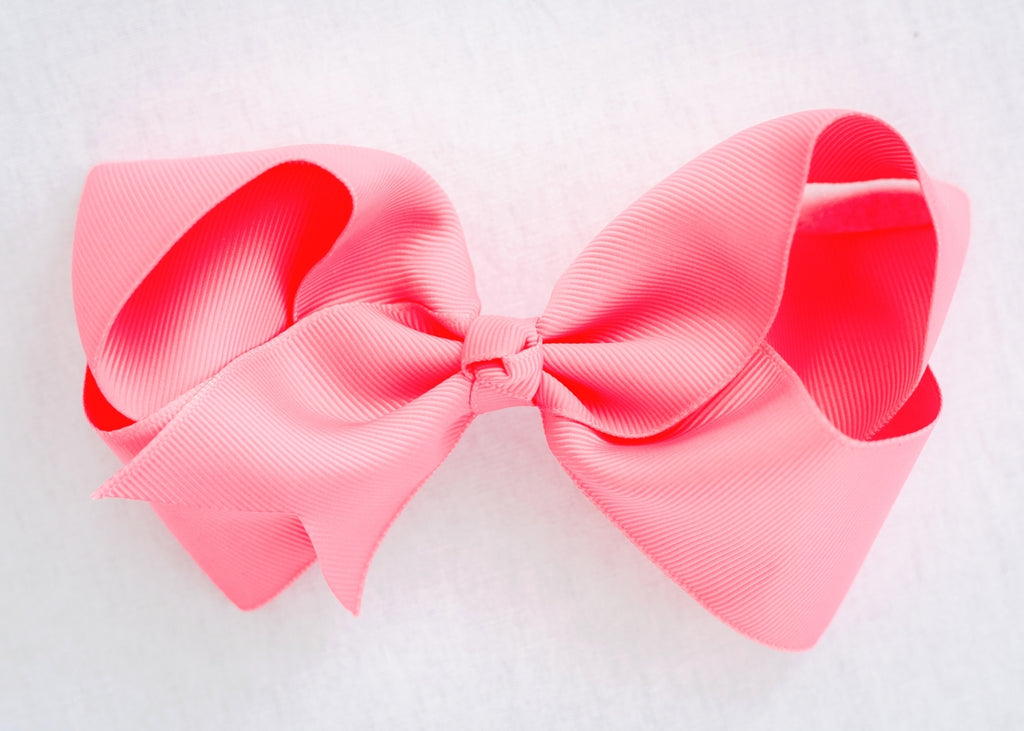 LIGHT PINK BOW
