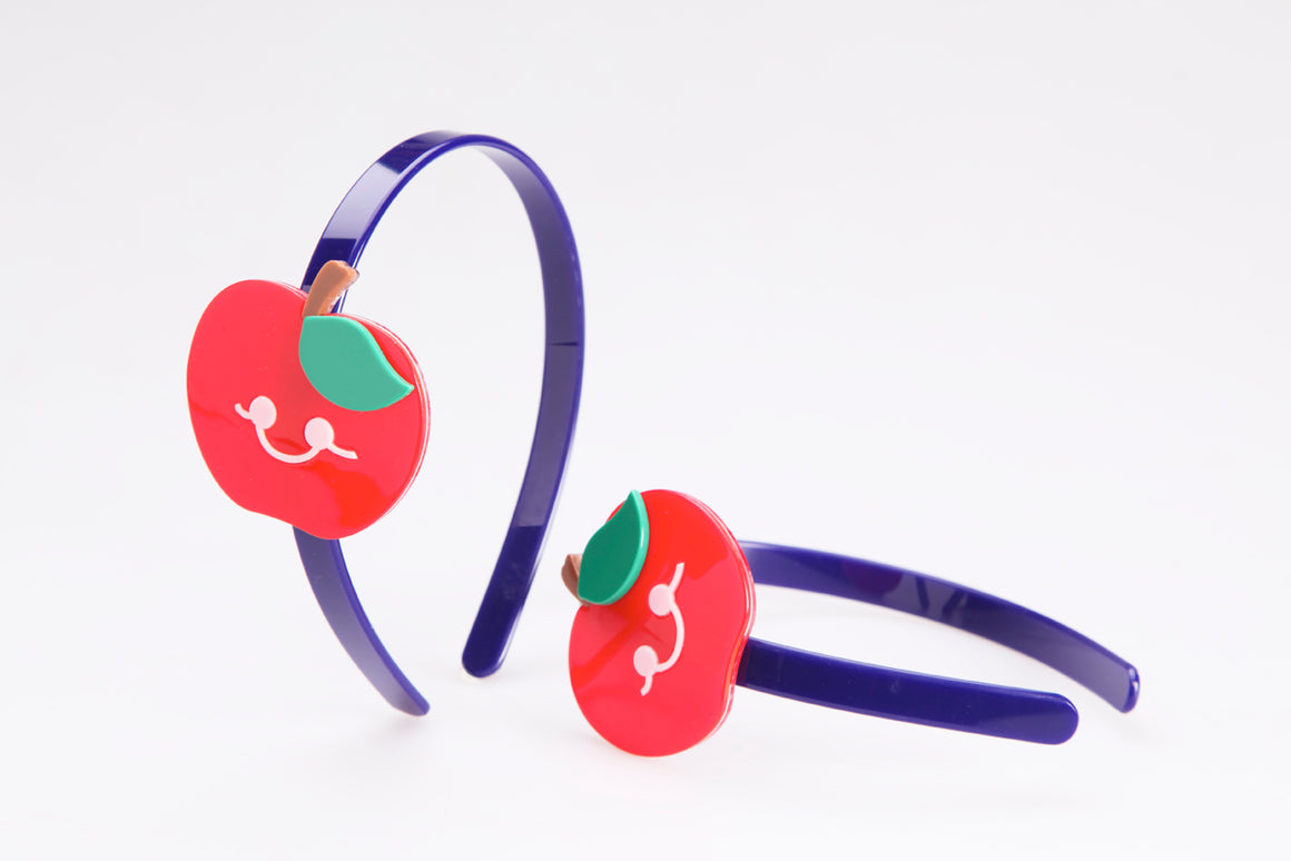 RED APPLE HEADBAND
