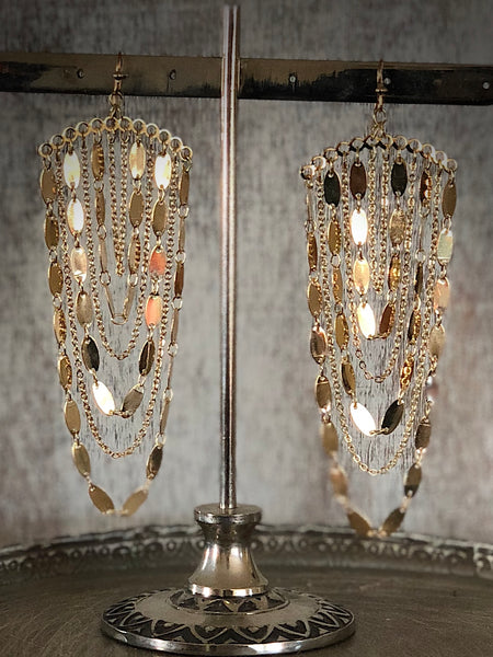 Jaclyn Chandelier Earrings