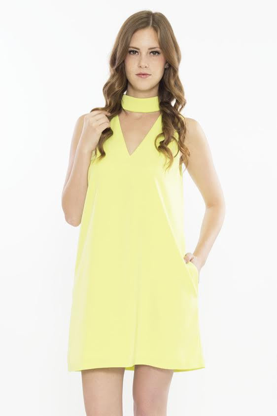 Lovin' the Lime Dress