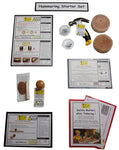 Hammering starter set (without clamp board)