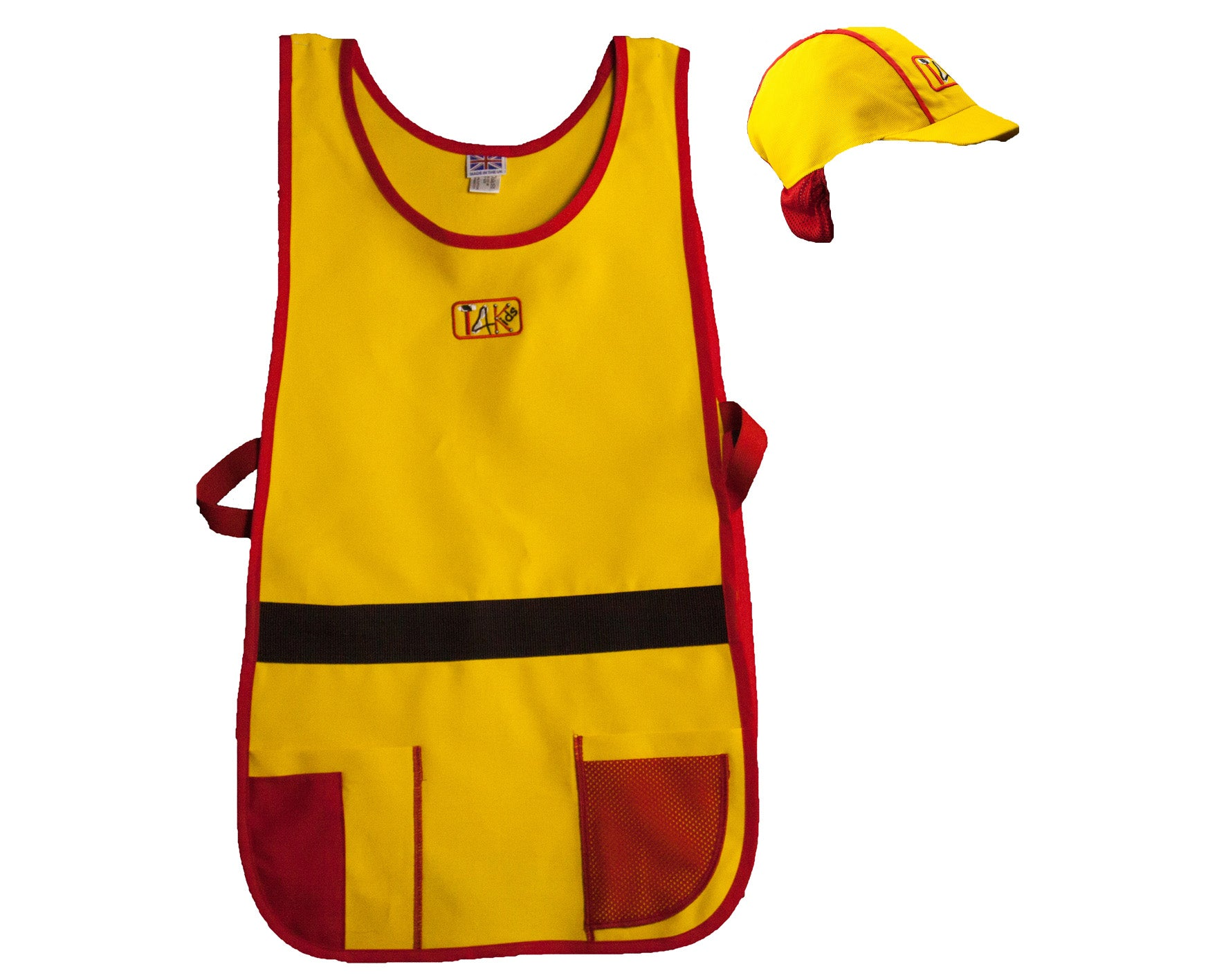 Tinkering workwear set® - Child size (No safety glasses)