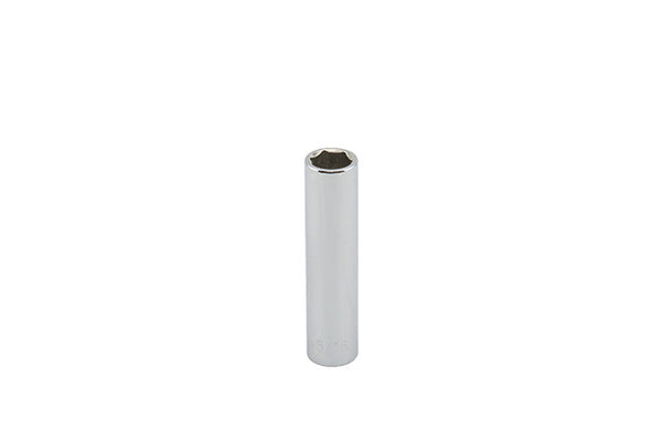 "1/4"" Drive 6 Point Deep Socket"