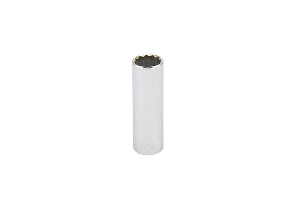 "3/8"" Drive 12 Point Deep Socket"