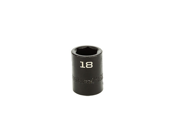 "1/2"" Drive 6 Point Impact Socket"