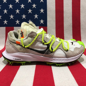"Nike Off White Air Zoom Terra Kiger 5 ""Athlete in Progress"" (size 8.5W)"