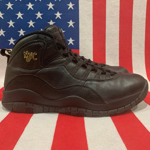 "Air Jordan 10 ""NYC"" (size 11)"