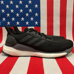 "Adidas Solar Boost ""Core Carbon"" (size 11.5)"