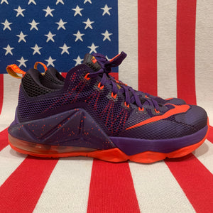 "Nike LeBron 12 Low ""Court Purple"" (size 9.5)"