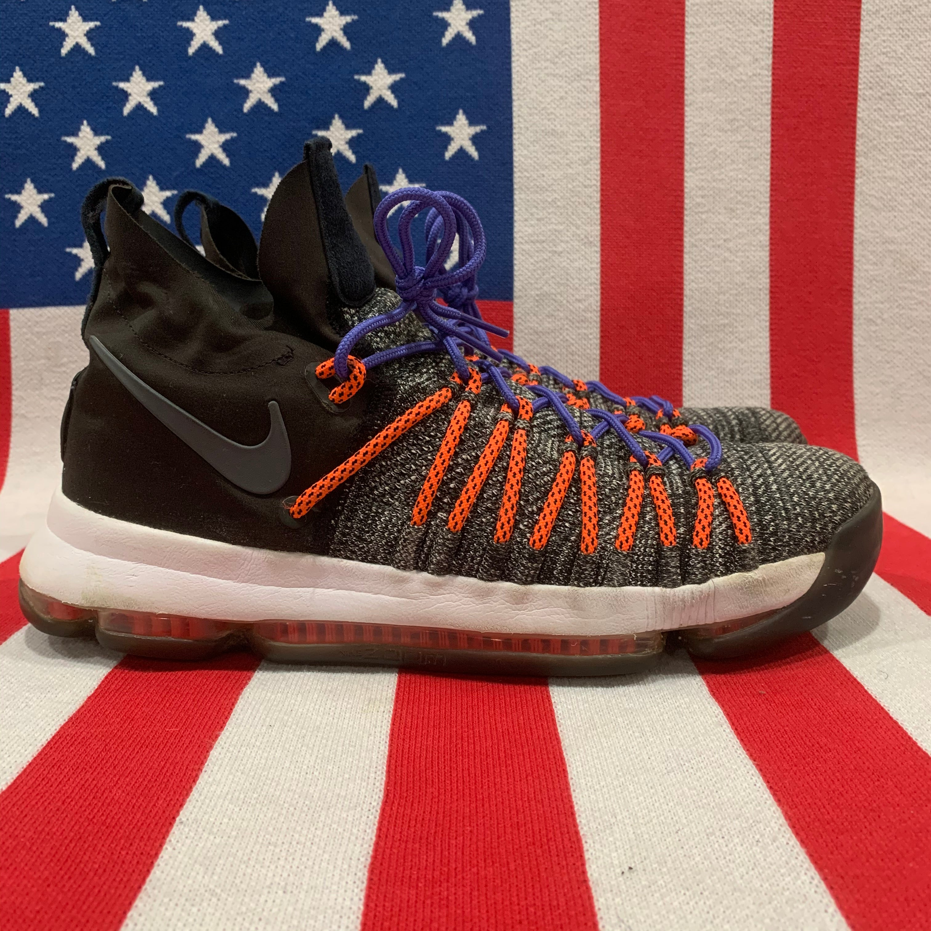 "Nike KD 9 Elite ""Hyper Orange"" (size 10)"