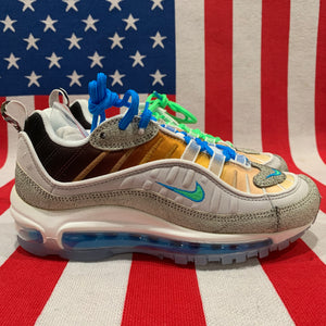 "Nike Air Max 98 ""On Air NYC LA Mezcla"" (size 4) DS"