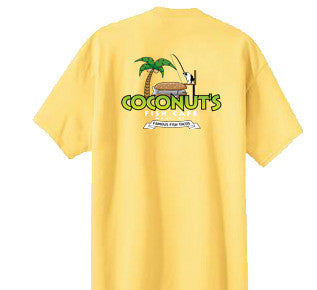 Coconut's Fish Cafe T-Shirt