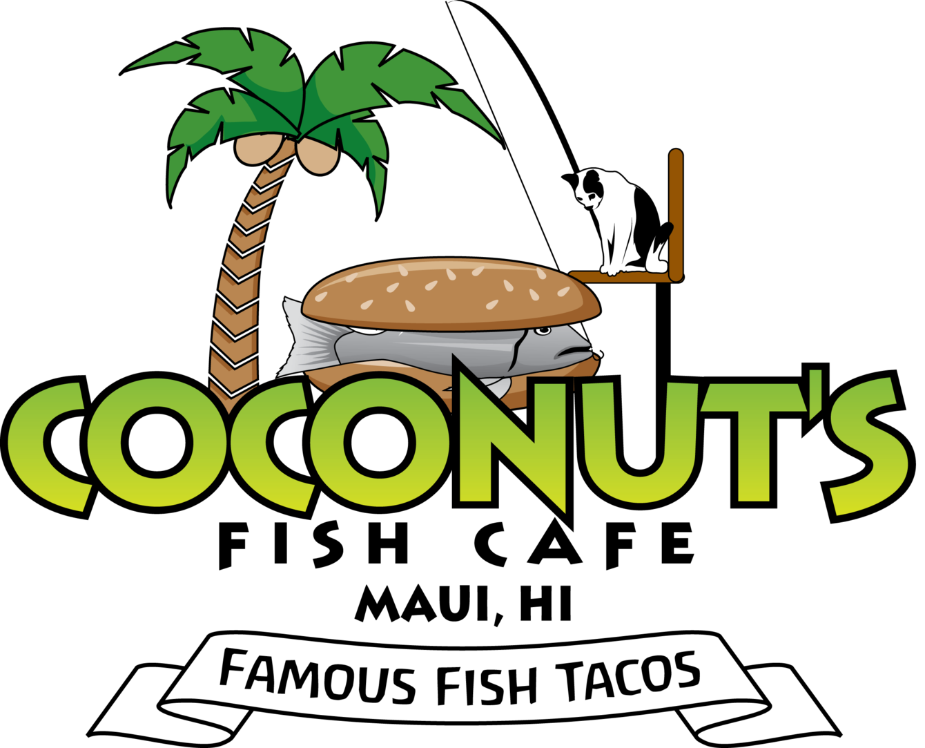 Coconut's Fish Cafe Store