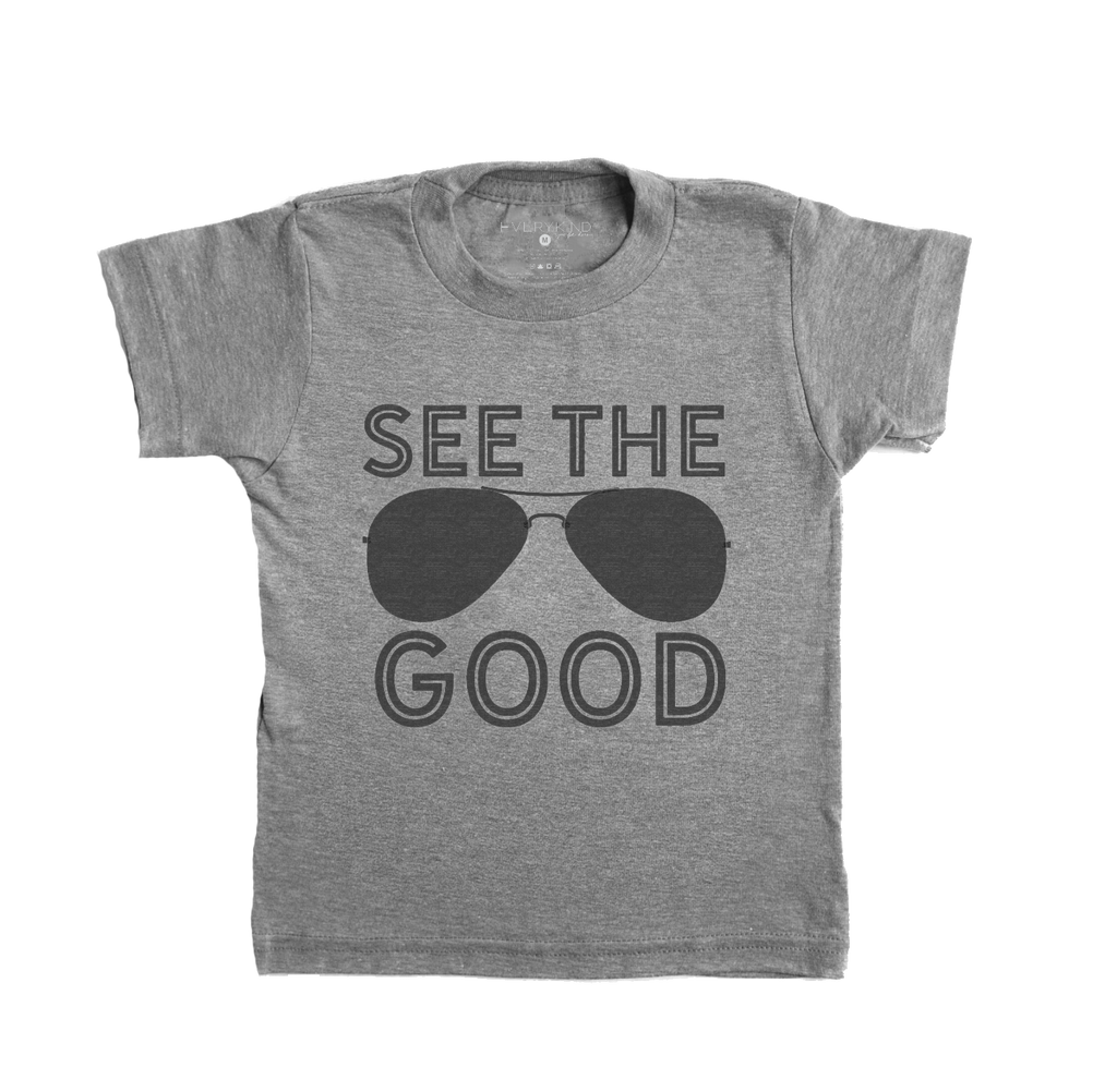 SEE THE GOOD KIDS GRAPHIC T-SHIRT BY EVERYKIND