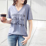 ADDICTED TO CAFFEINE AND KINDNESS - Mama Said Tees