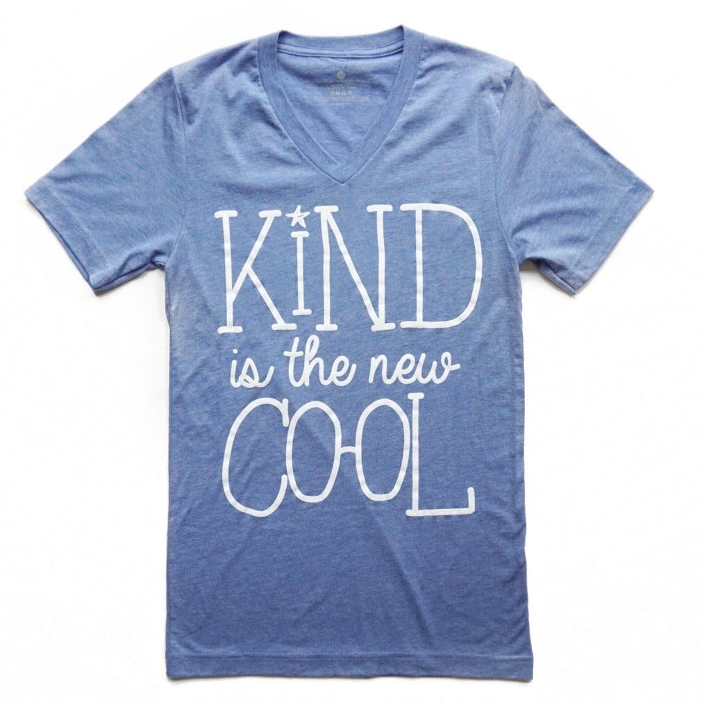 Kind is the New Cool Blue by EVERYKIND