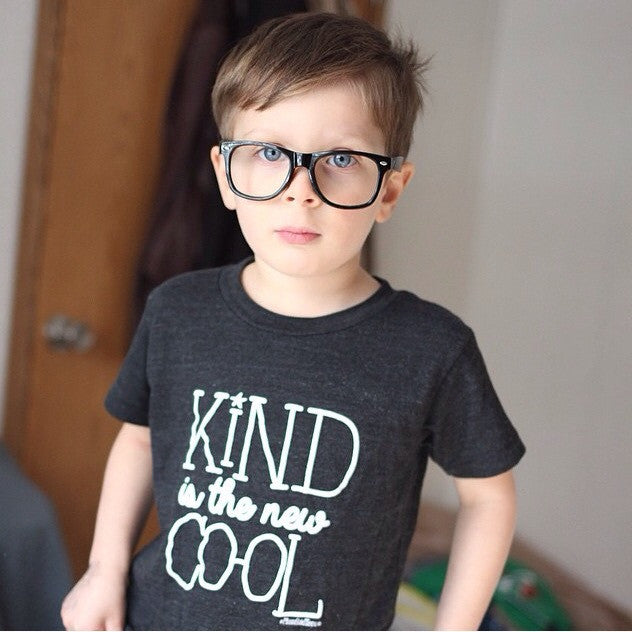 KIND IS THE NEW COOL KIDS T-SHIRT