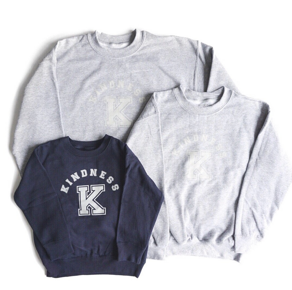 KINDNESS UNIVERSITY KID SWEATSHIRT