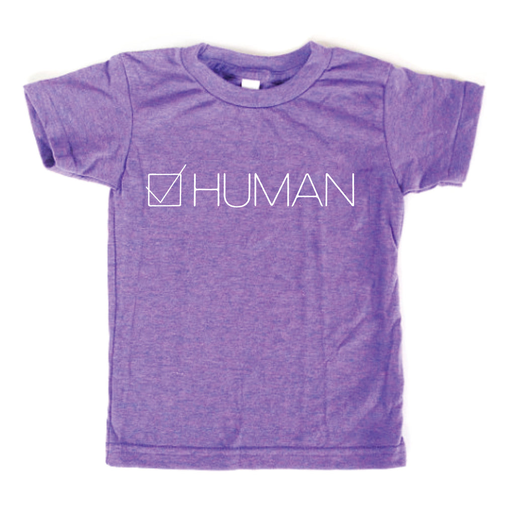 HUMAN KIDS GRAPHIC T-SHIRT BY EVERYKIND