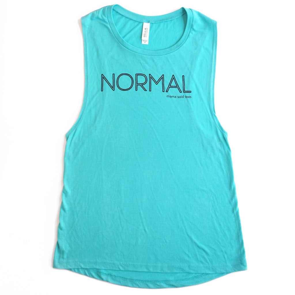 NORMAL ADULT TANK BY EVERYKIND
