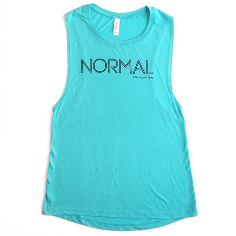 NORMAL ADULT TANK - Mama Said Tees