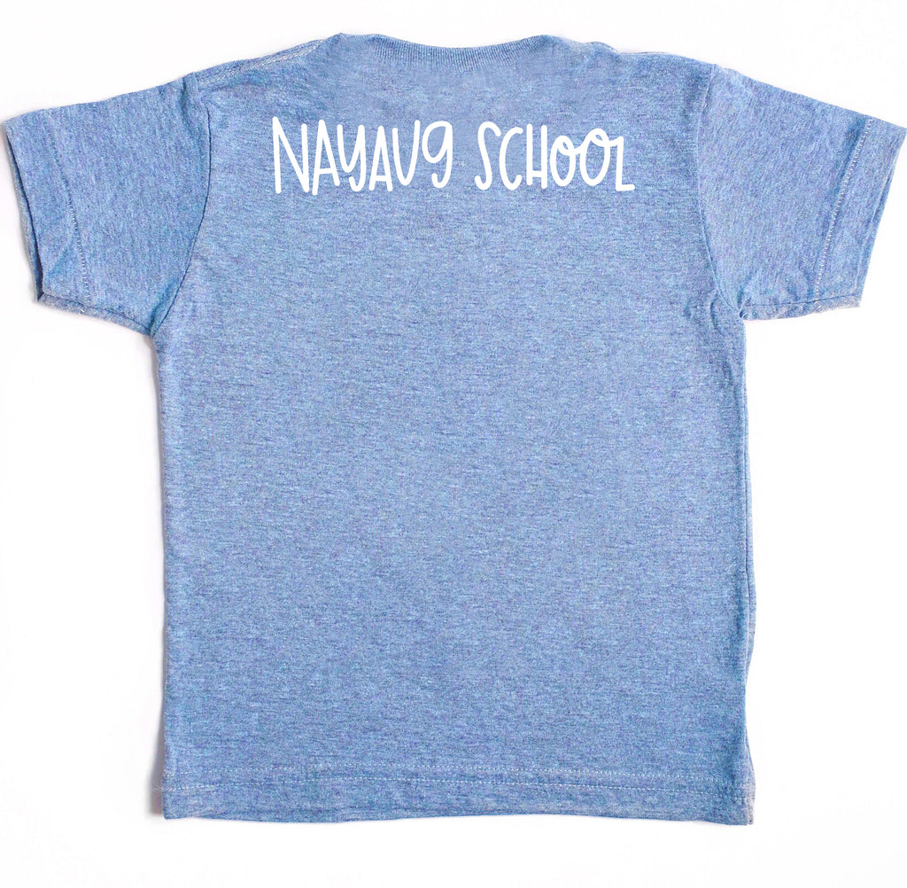 "NAYAUG SCHOOL - BE THE ""i"" IN KIND"
