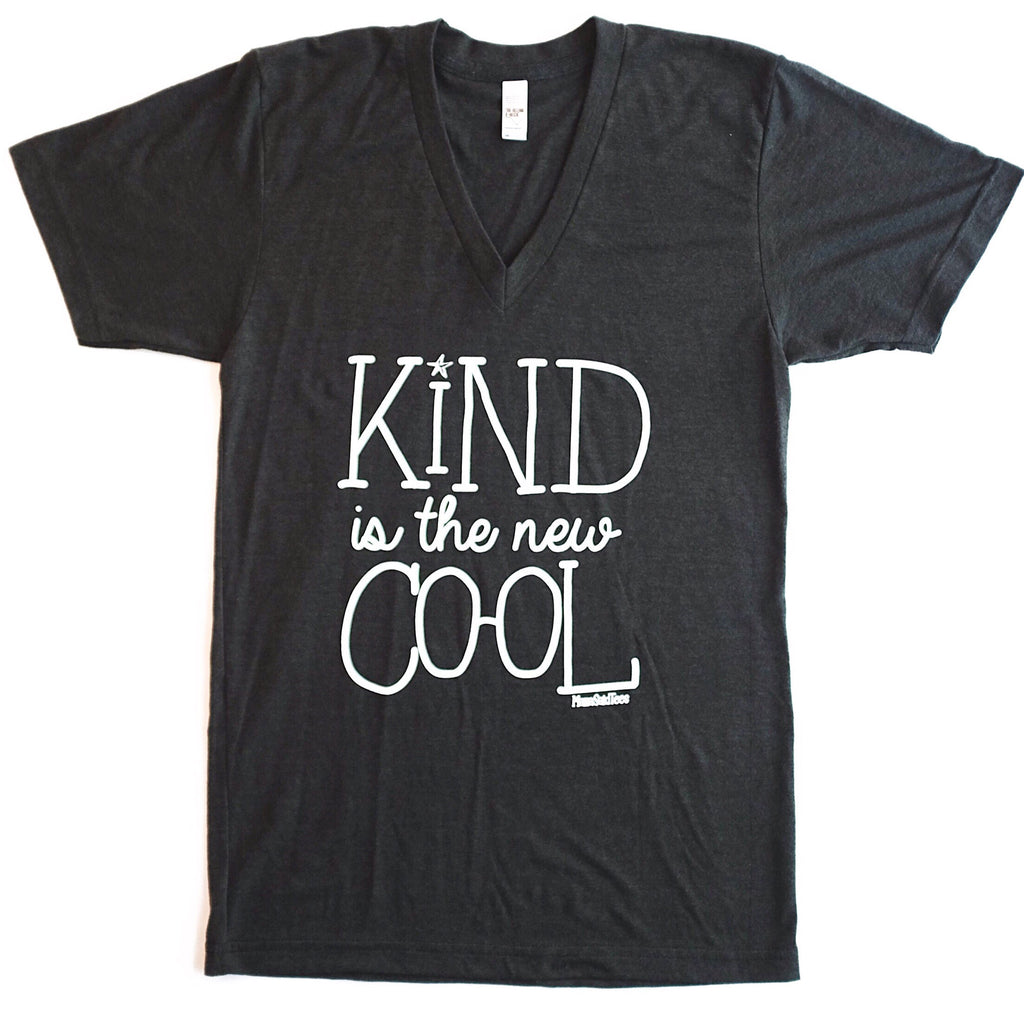 KIND IS THE NEW COOL ADULT T-SHIRT