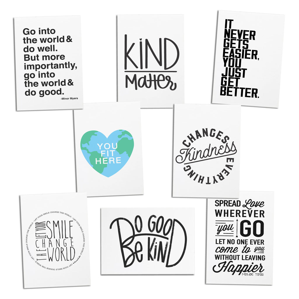Promotional Kindness Greeting Card Pack