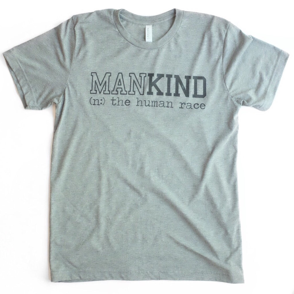 MANKIND ADULT GRAPHIC T-SHIRT BY EVERYKIND