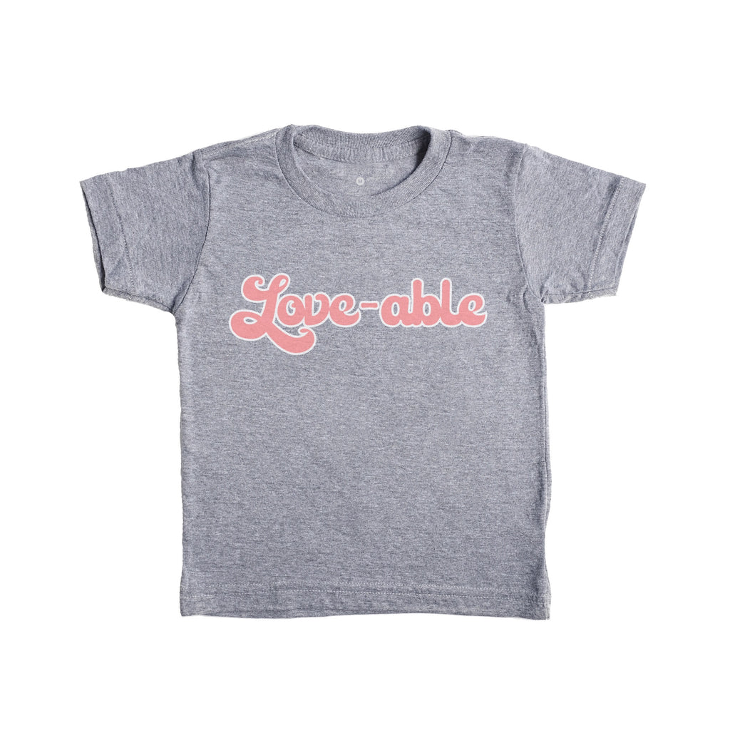LOVE ABLE KIDS GRAPHIC T-SHIRT BY EVERYKIND