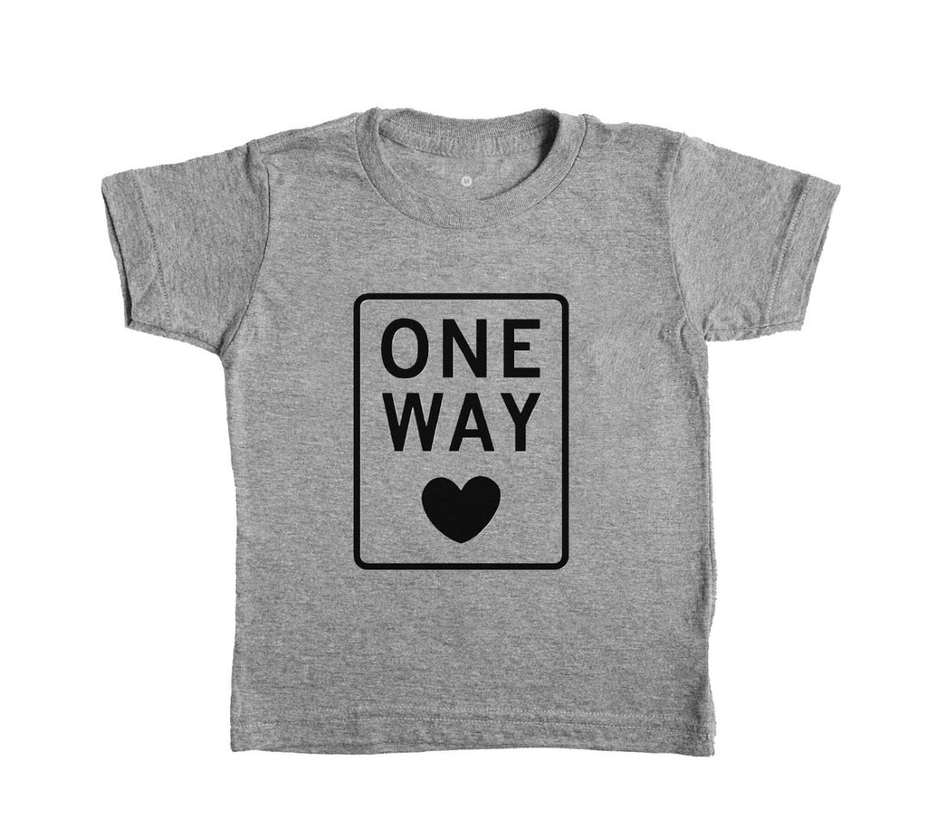 ONE WAY KIDS T-SHIRT/SWEATSHIRT