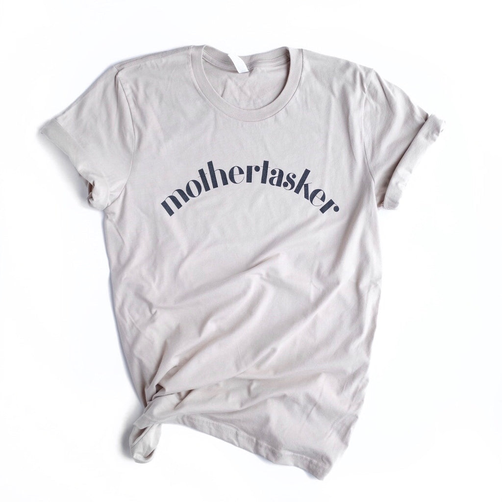 MOTHERTASKER ADULT GRAPHIC T-SHIRT BY EVERYKIND