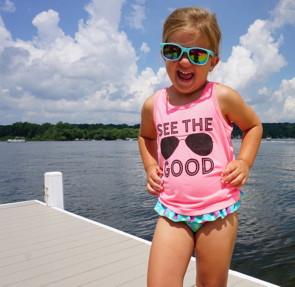 SEE THE GOOD KIDS TANK BY EVERYKIND