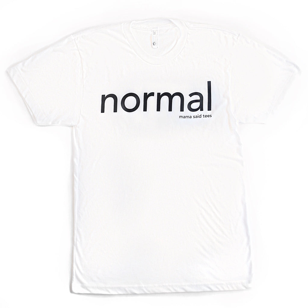 NORMAL ADULT GRAPHIC T-SHIRT BY EVERYKIND