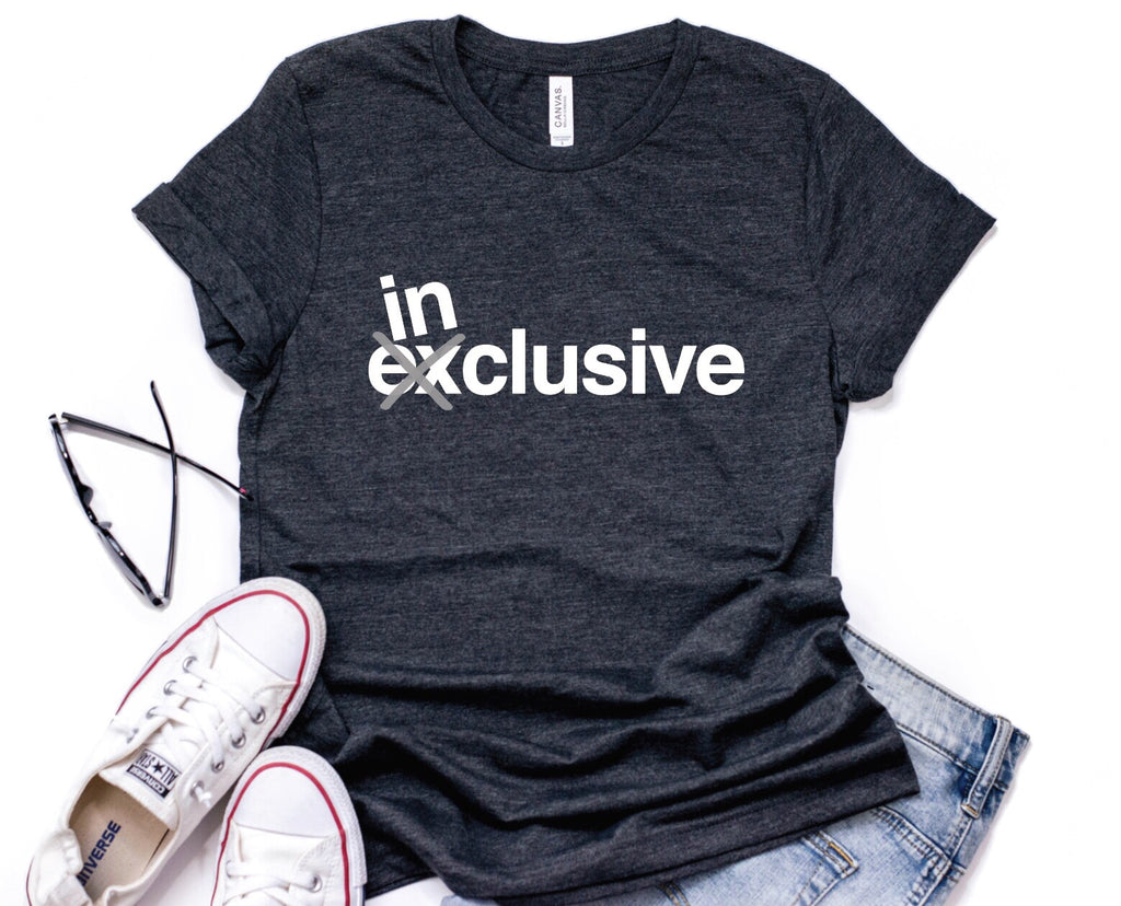 INCLUSIVE ADULT T-SHIRT
